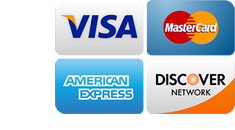 CREDIT CARDS ACCEPTED VIA PAYPAL